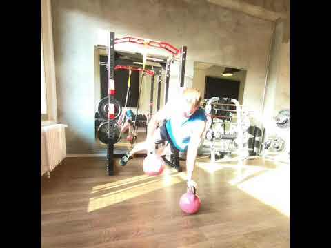 Raphael Jesse from Das Trainingslager: TRX Exercise